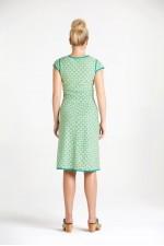 Sophie Dress- Green Daisy