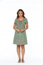 Eloise Dress - Capri Print