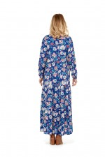 Afghan Dress – Amalfi Print