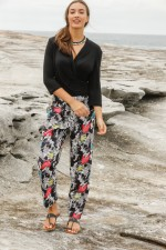 Deepika  Pant - Nikko print