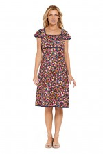 Sophie Dress - Honshu Print