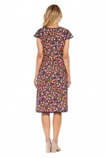 Sophie Dress-  Honshu Print