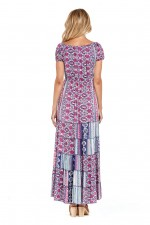 Eleanor Dress – Meena Print