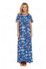 Alexis Dress - Amalfi print