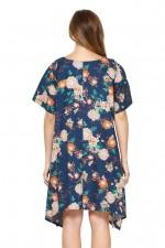 Frankie Dress - Maya Print
