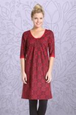 Samira Cotton Dress - Jodphur Print