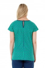 Marcella Top - Laxmi Print