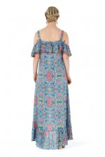 Kali Dress - Liberty Print