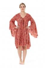 Carma Dress - Azalia Print