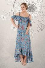 Kali Dress - Liberty Print