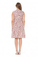 New Jaya Cotton Dress - Summer Print