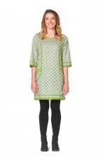 New Connie L/S Dress - Stevie Print