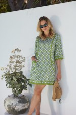 New Connie L/S Dress - Stevie Print