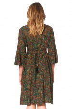 New Petra L/S  Dress – Twiggy Print